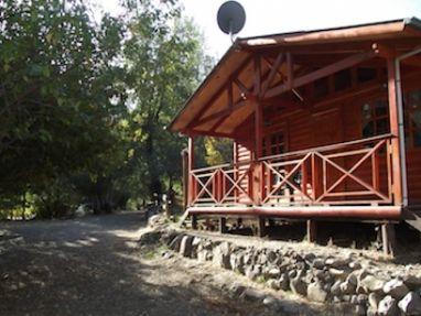 Turismo Cabañas Rancho El Chilcal